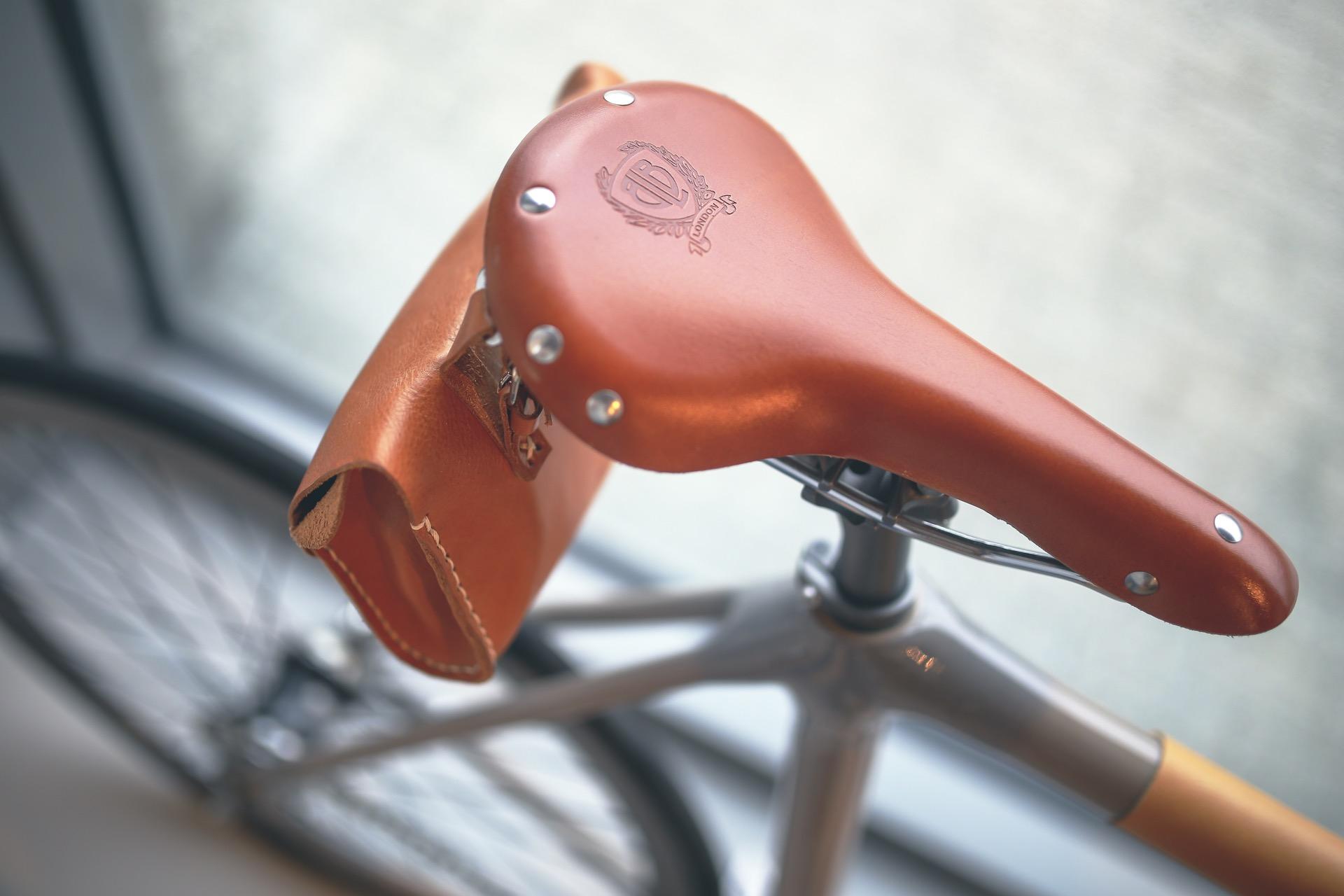 Sella bicicletta