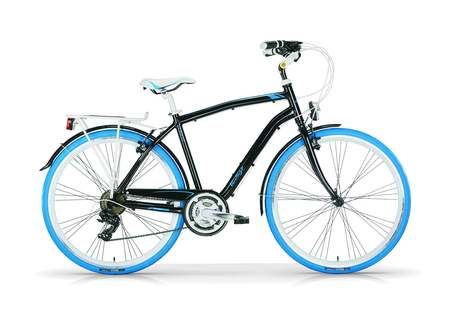 Bici Uomo Vintage Mbm 28 21v Alluminio
